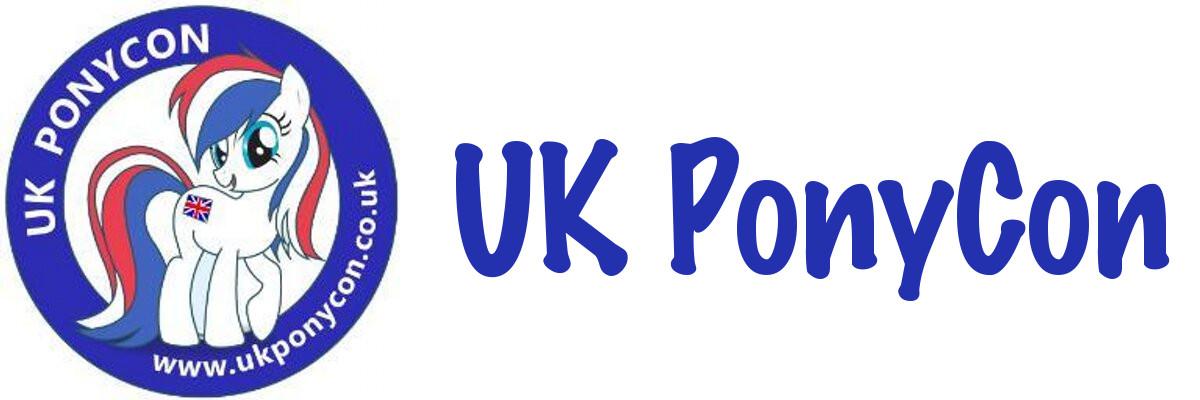 The UK PonyCon logo.