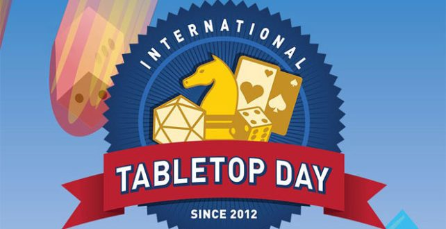 The International TableTop Day logo.